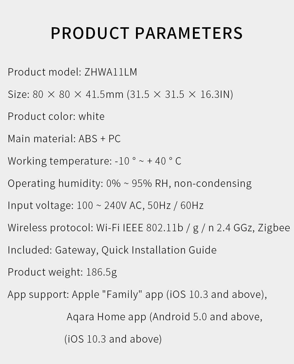 Xiaomi Aqara Hub 10