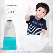 Automatic Induction Soap Dispenser Foam Hand Sanitizer Hand-free Child Baby Infrared Induction Soap Dispenser Foam Machine