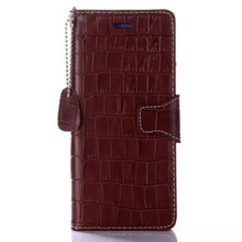 CKHB Crocodile Skin Genuine Leather Wallet Style Case For Apple iphone X XS MAX 7 8 Plus XR Card Holder Phone Case&Bag(China)