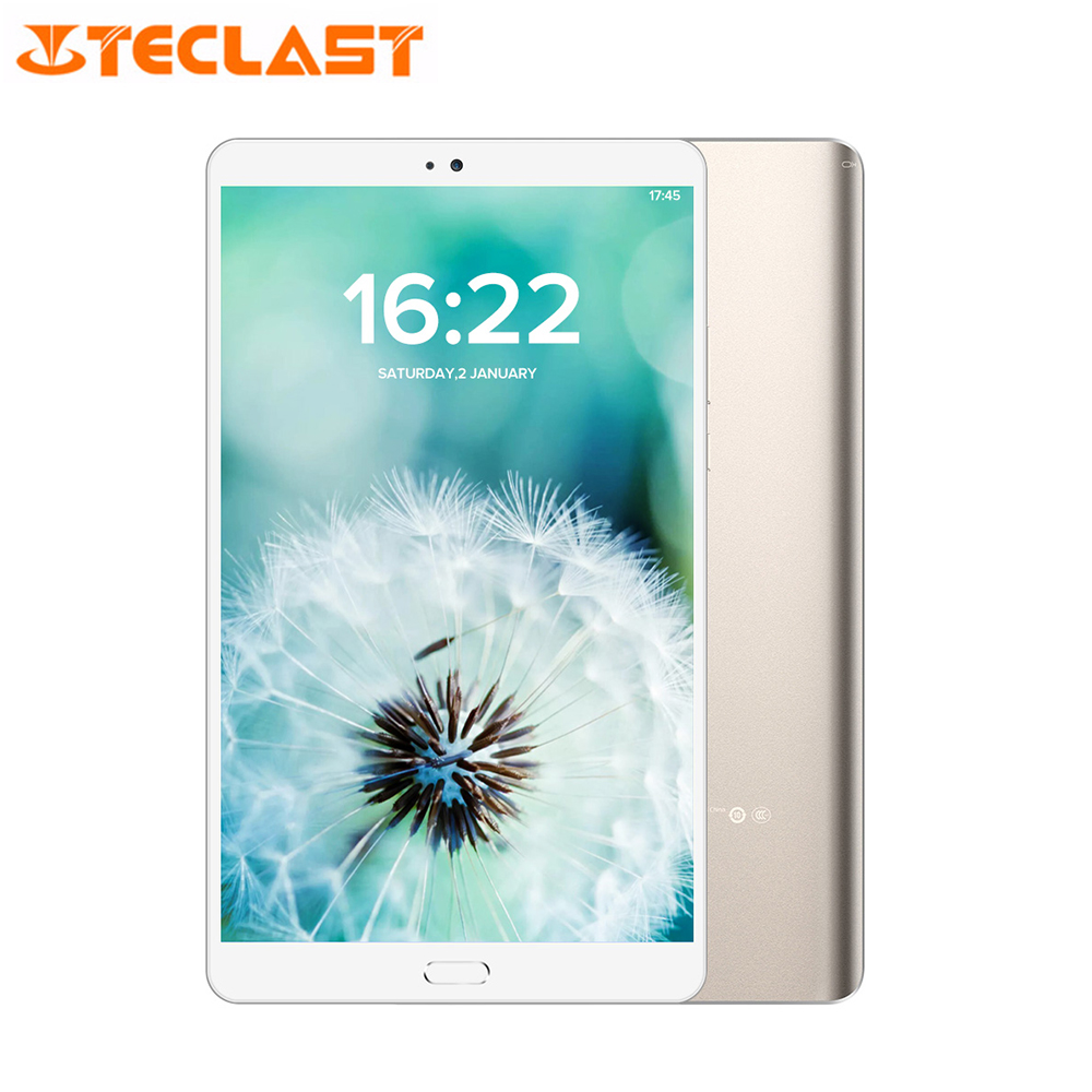 Teclast P80 Pro Android 7.0 MTK8163 8'' IPS 1920*1200 3GB RAM 32GB ROM Quad Core Dual WiFi GPS Bluetooth HDMI Metal Tablet PC