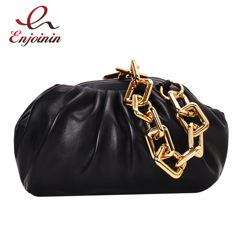 New Design Pu Fashion Women Chain Purses And Handbags Casual Clutch Bag Female Tote Bag Hobos Shoulder Bag For Lady Pouch Bolsa
