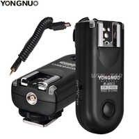 YONGNUO RF-603 II N3 Radio Sans Fil À Distance Déclencheur Flash pour Nikon D7500 D7200 D7100 D7000 D5600 D5500 D5300 D5200 D5100 Z7 Z6