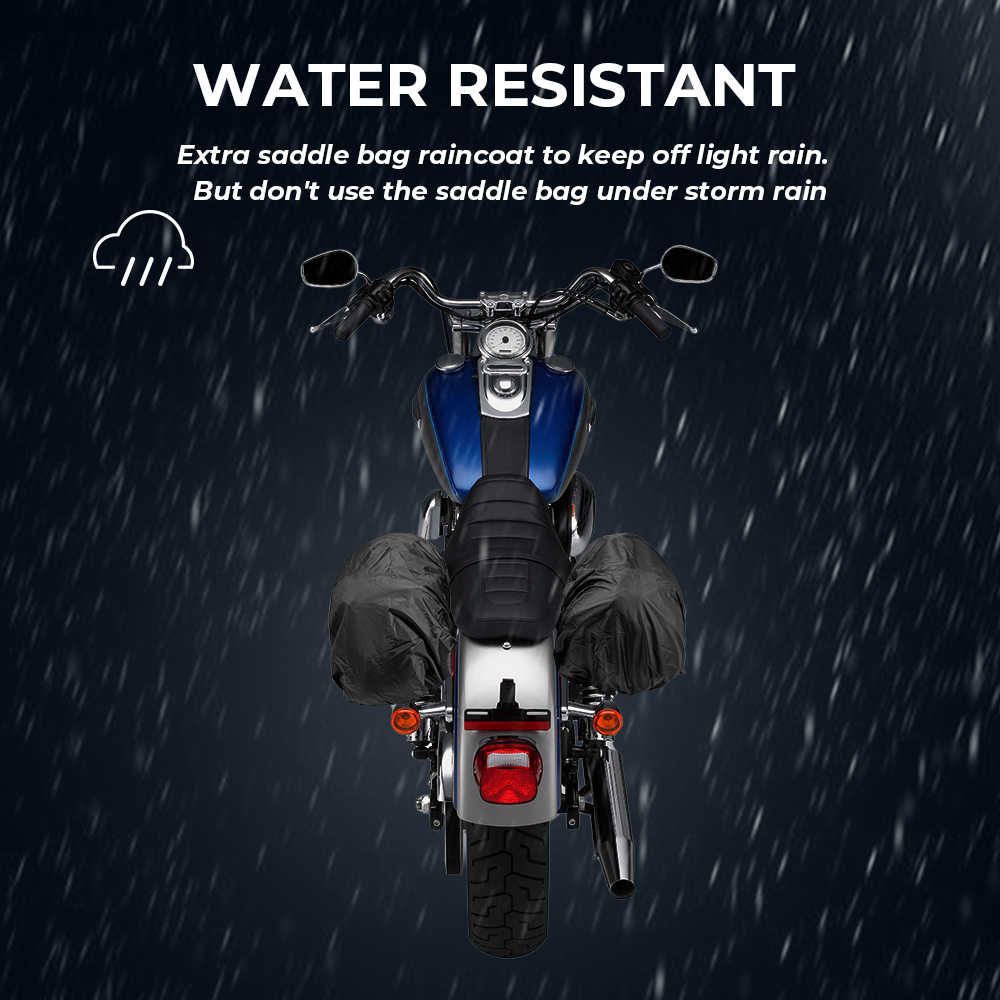 Torba na motocykl sakwa Travel Knight Rider dla Yamaha dla BMW dla Kawasaki wodoodporna torebka podsiodłowa dla Triumph Bonneville 2013