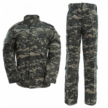 Army Outdoors Military Uniform 15Color Camouflage Tactical Men Clothes Special Forces Combat Shirt Soldier Training Clothes Set 1 6 the navy seal cqb combat tactical clothes set for 12 bodies