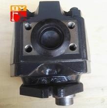 Excavator PC75UU-2 PC75UU Main Pump Gear pump 21W-60-22111 A10vd43 Charge Gear Pump sakshi rajput low threshold and better gain charge pump