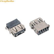 Cltgxdd 2-10 pces portátil 2.0 conector do porto do soquete de usb jack para acer E1-571G 571g 5750 5755g z zg 5252 5551 interface de dados
