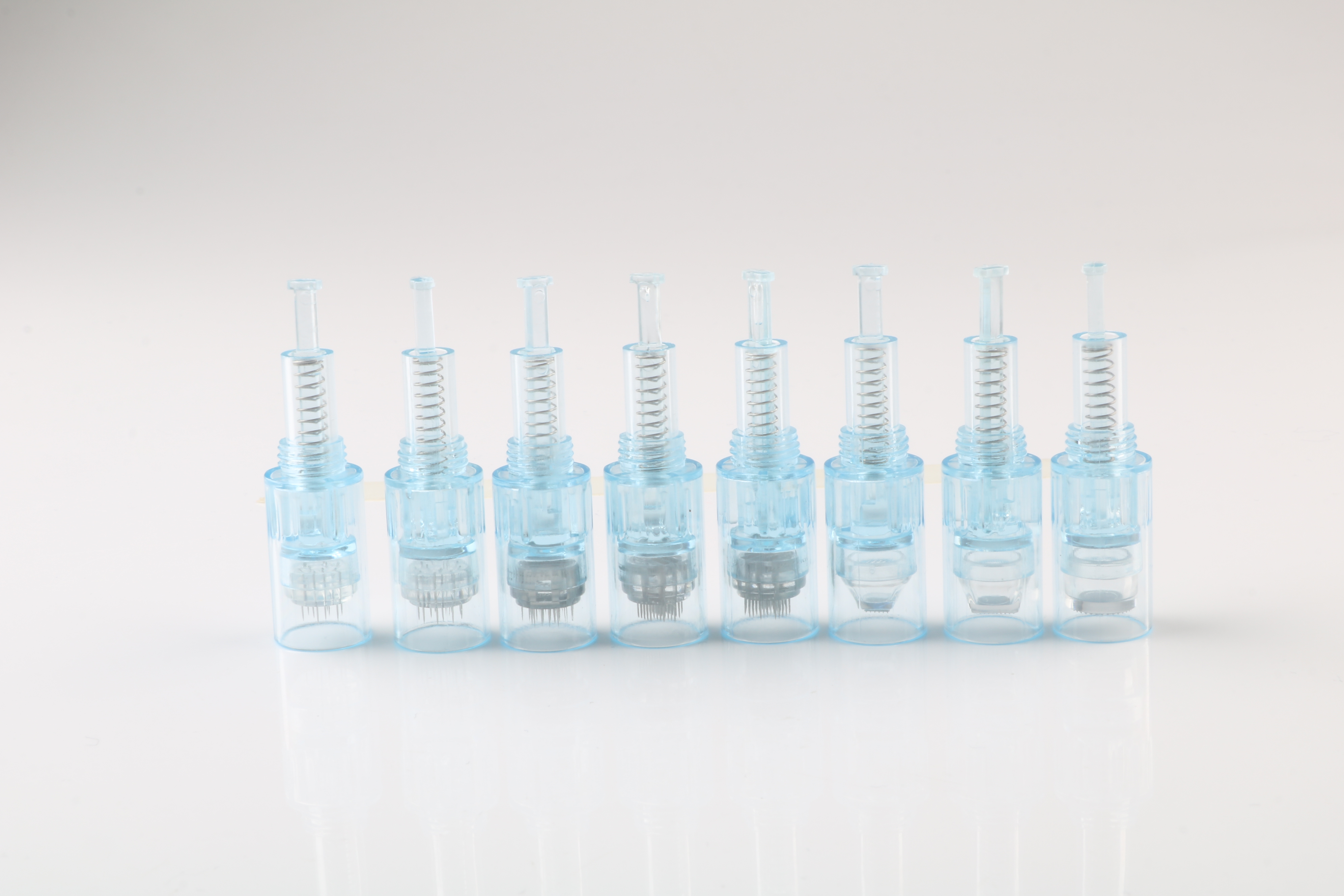 10 PCS 9/12/24/36/42/Nano Microneedling Needles Of Dr. Pen X5 Model Replacement Cartridages