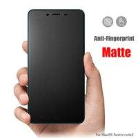 Für Xiaomi Redmi Hinweis 4 4X Globale Hinweis 5 Pro 5A Prime Hinweis 6 Pro Hinweis 2 Matte Frosted Gehärtetem glas Screen Protector