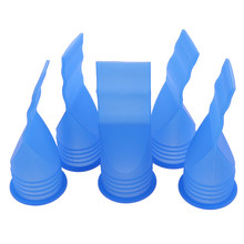 5pcs Bathroom Odor-proof Leak Core Silicone Down The Water Pipe Draininner Core Kitchen Bathroom Sewer Seal Leak(China)
