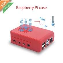 Корпус Корпуса корпуса из АБС пластика для raspberry pi 4 model