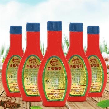 2Pcs/Set Insecticide Powder Powder Cockroach Bait Control Pest Fast Kill Medicine Pest Effective Killing Bait Clear Pest