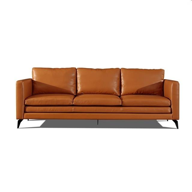 U-BEST Italian Minimalist Three Person Sofa 3