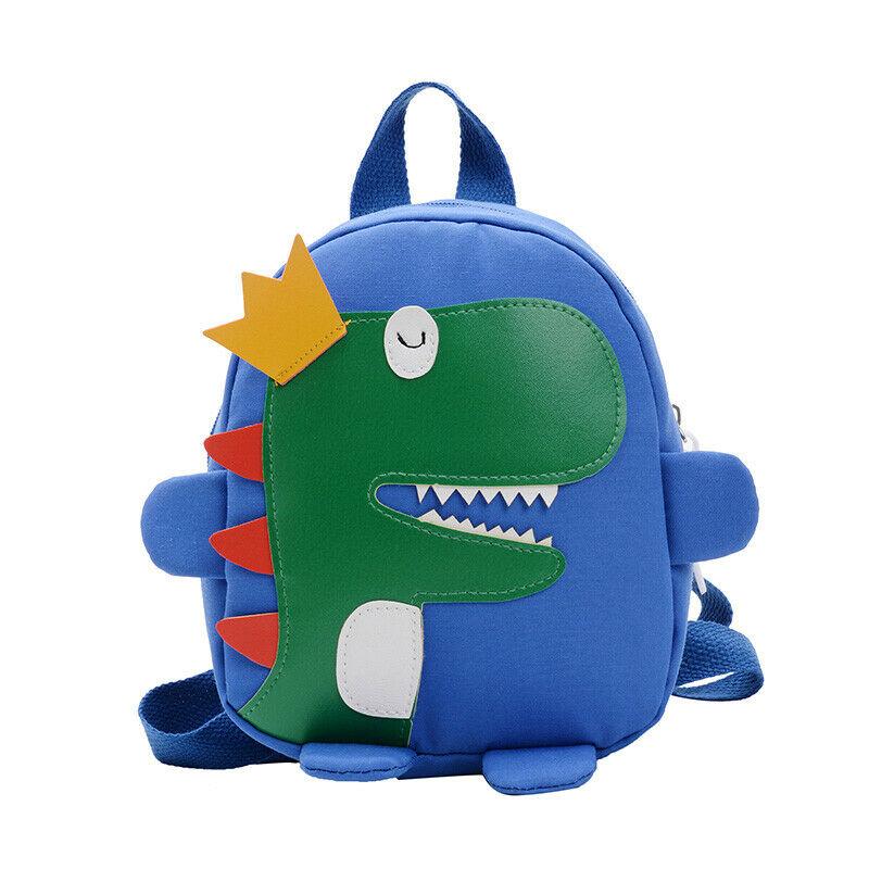 Cute toddler kid kindergarten school bag 3D cartoon dinosaur mini backpack new baby boy girl school bag 5