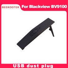 BEEKOOTEK New Original USB Dust-Proof Port Rubber Stopper For 6.3 inch Blackview BV9100 Smartphone(China)