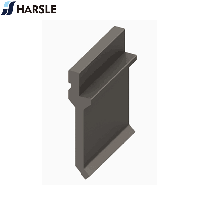HARSLE Standard 90° mold punch, gooseneck punch, acute punch press brake tooling