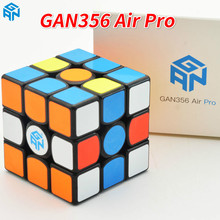 Gan 356 Air Standard Master Air Pro AIR SM 3x3x3 Speedcube GAN AIR Gan 356 magiczna kostka Gan 356 Air Sm 3x3x3 Puzzle Cubo Magico tanie tanio Z tworzywa sztucznego Mini CHOKING HAZARD-Small parts not for children under 3 years Gan356 Air PRO 5-7 lat 8-11 lat 12-15 lat