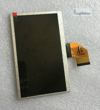 "Neue Touchscreen Digitizer/LCD display matrix Für 7 ""DEXP ursus z170 kinder Tablet innere LCD Bildschirm panel Modul Ersatz(China)"