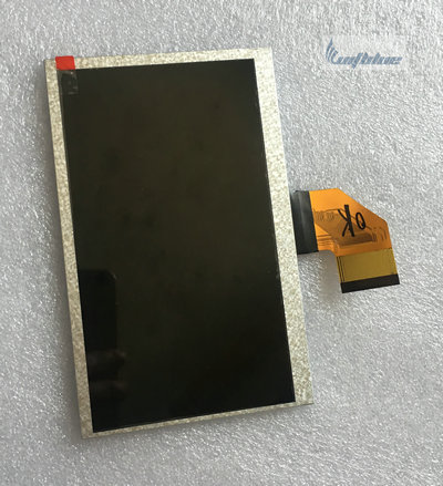 New Touch Screen Digitizer / LCD Display Matrix For 7