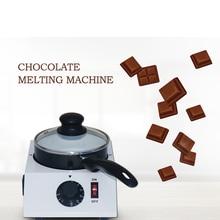 Chocolate-Melting-Machine MELTER-PAN ITOP Electric Pot Mini 220V Ceramic Non-Stick Single-Pot