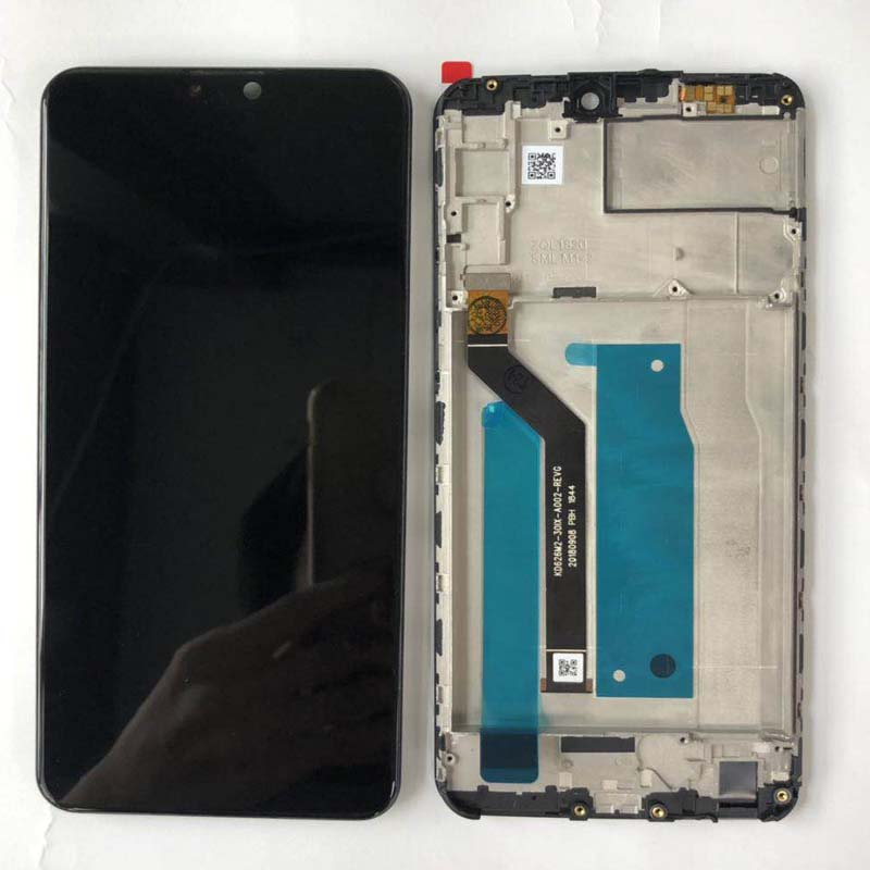 Image 4 - 6.26 AAA Original LCD For Asus Zenfone Max Pro M2 ZB631KL /  ZB630KL LCD Display Touch Screen Digitizer Assembly Parts FrameMobile  Phone LCD Screens