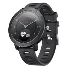 Zeblaze 0.49 inches Bluetooth Smart Watch Heart Rate Blood Target Reminder Dual Mode Touch Key Waterproof  Smartwatch