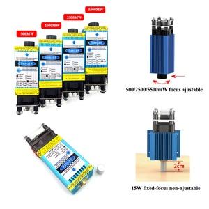 Image 2 - DIY CNC 3018 PRO MAX Laser Router Engraver Machine with 500MW 2500MW 3500MW 5500MW 15W Module