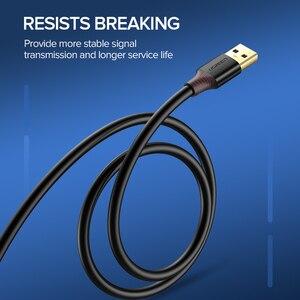 Image 4 - Ugreen USBสายUSB 3.0 สายเคเบิลสำหรับSmartเครื่องพิมพ์PS4 SSD USB3.0 2.0 Extenderข้อมูลMini USBสาย