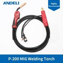 Share Mig Torch Lassen Pistool P-200 3 M For me Laser Device Mig Lastor gas self ontsteking sanitair turbo torch soldeer solderen fakkel lassen met lassen slang voor verwarming soldeer gereedschap
