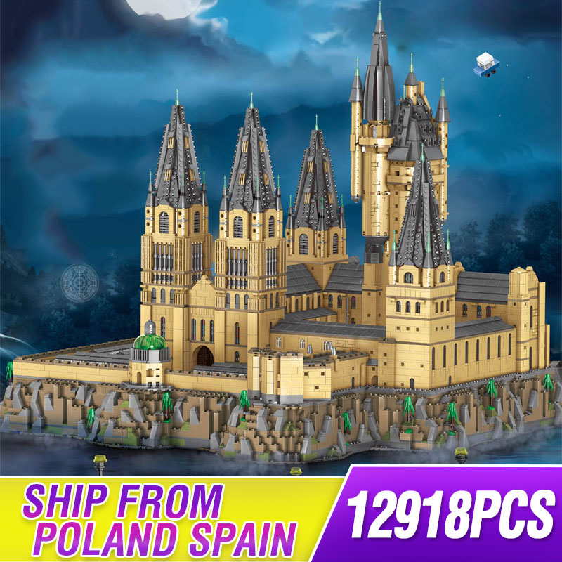 Harryed Hogwarts Magic School Series Castle LepinBricks  71043 Building Blocks Bricks Educational Toy Birthdays Gifts 16060