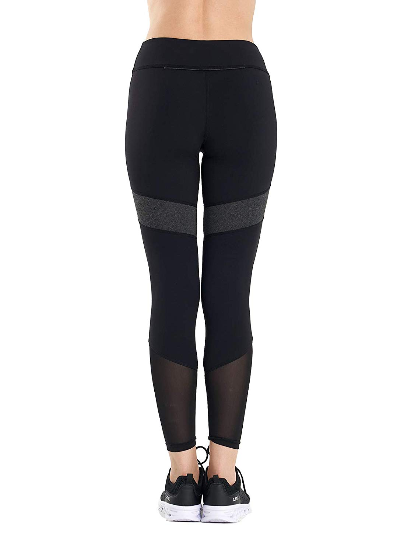 Womens Premium Waist Solid Color Slimming Running Yoga Pants Fabric Leggings2019 Cargo Pants