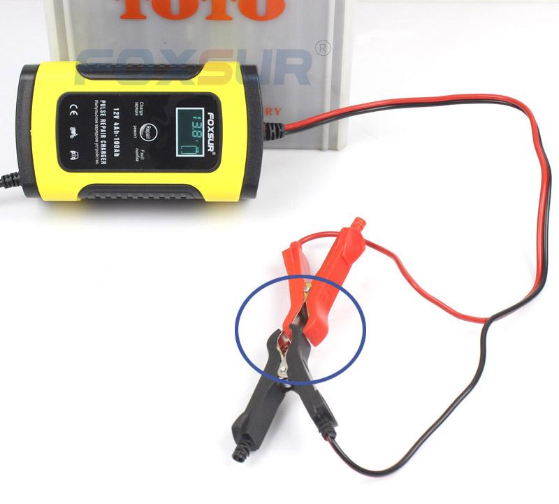 12 В 5 а зарядное устройство для ремонта импульсов мотоцикла
