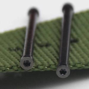 Image 5 - Fenix 6X26mm עור אמיתי צפו בנד רצועה עם זיזים מתאמים עבור Garmin Fenix 3/3 HR/Quatix 3/Tactix בראבו/Fenix 5X/5X בתוספת