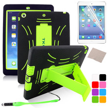Portable Shockproof Case Cover Stand Holder For Tablet ipad Phone Apple IPad 2 3 4 IPad Air 2 Support Bracket Mount стоимость