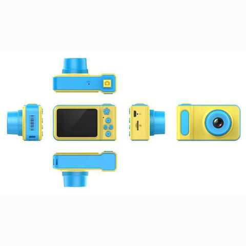 Digital Children Camera Childrens Mini Camera Childrens Kids Educational Baby Toy Gifts Digital Camera 1080P Projection Camere Multan