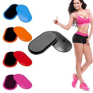 Fitness Gliding Discs Slider Disc Core Abdomen Training Limbs Strength Coordination Rapid Fitness Sliding Yoga Mat fitness tool