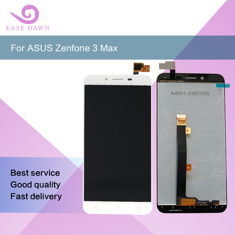 For ASUS Zenfone 3 Max <font><b>ZC553KL</b></font> X00DD LCD IPS <font><b>Display</b></font> LCD Screen+Touch Panel Digitizer Assembly For Asus <font><b>Display</b></font> Original image