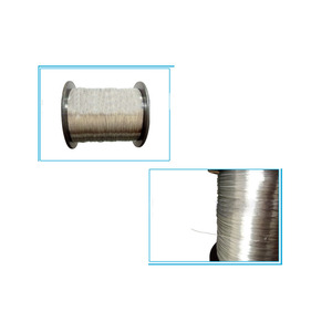 Image 4 - 0.1mm hard condition Bright Smooth Surface 100 meters SS304 Stainless Steel Wire Spools