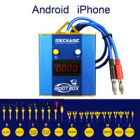 MECHANIC iBoot Box Phone Repair Boot Line Power Supply Cable Motherboard Repair For iPhone Android Power Supply Test Line