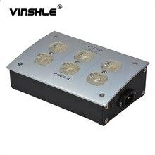 FURUTECH e TP60 zasilanie prądem zmiennym zasilanie absorpcja szumów dystrybutor z fali elektromagnetycznej GC 303 IEC 220V 50/60Hz 15A 15 amp