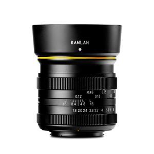 Image 3 - Kamlan 21 مللي متر F1.8 المحمولة للماء المرايا كاميرا دليل الإصلاح التركيز رئيس عدسات لكاميرات كانون EOS M لسوني E ل فوجي FX /M4/3