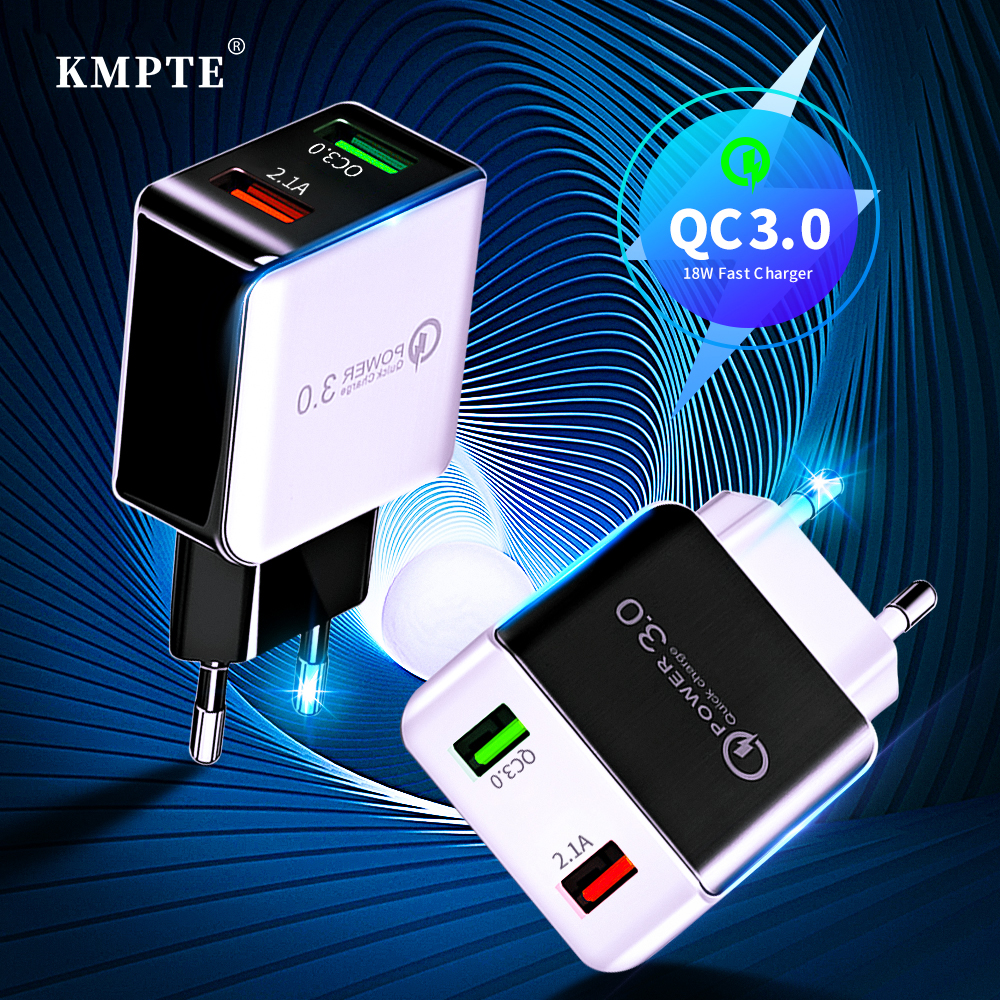 Best Discount #2d6f0 18W Quick Charge 4.0 3.0 USB Charger