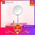 Yeelight умный косметический светильник  светодиодная лампа для макияжа  умный индукционный переключатель управления лицом  перезаряжаемый ин...