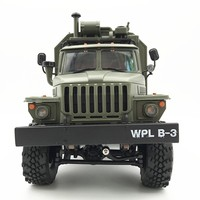 WPL B36 remote control military command vehicle RC Car Model 6 wheel drive off road remote control car