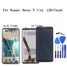 5.65 Original LCD display For Huawei Honor 9 lite LLD-AL00 AL10 TL10 L31 LCD+touch screen digitizer assembly monitor repair kit ltm190m2 l31 lcd display screens