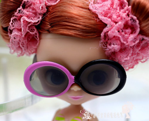 For blyth doll glasses sunglasses fashion girl boy 1/6 toy gifts 17