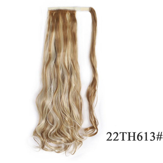 Vigorous-Corn-Wavy-Long-Ponytail-Synthetic-Hairpiece-Wrap-on-Clip-Hair-Extensions-Ombre-Brown-Pony-Tail.jpg_640x640 (28)