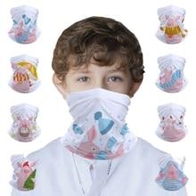 Flying Pg Kids Seamless Bandana Headband Face Mask Tube Scarf Balaclava Headwear