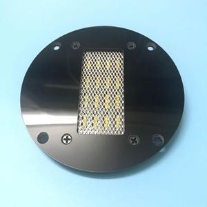 Image 3 - 30W 60W גבוהה כוח HiFi defniition רמקול סרט הטוויטר AMT שנאי אלומיניום פנל קדמי