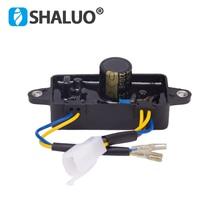 3 кВт однофазный 168 AVR Автоматический регулятор напряжения 220 В бензиновый генератор стабилизатор напряжения