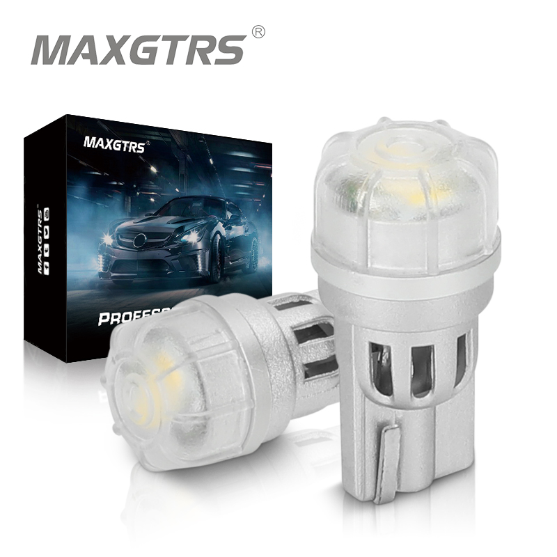 2x T10 led-lampe w5w Auto DRL 3020 Chip 194 168 Freiheit Lichter Lesen Innen Ersatz Lizenz Platte Lampe 12V Weiß Rot